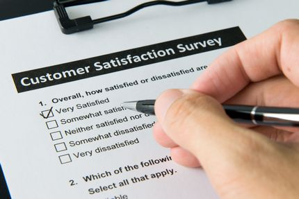 Do people really win from filling out customer satisfaction feedback survey